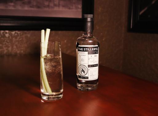 Rhubarb Infused Vodka