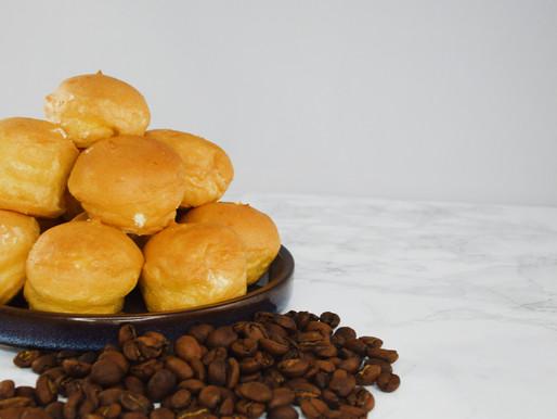 Cream puffs/profiteroles