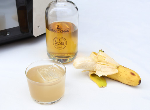Banana Infused Genever