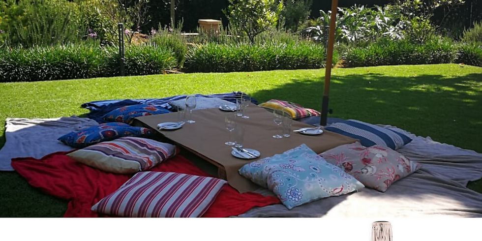 Picnic In Our Park In Collaboration With Rickety Bridge Wine Estate