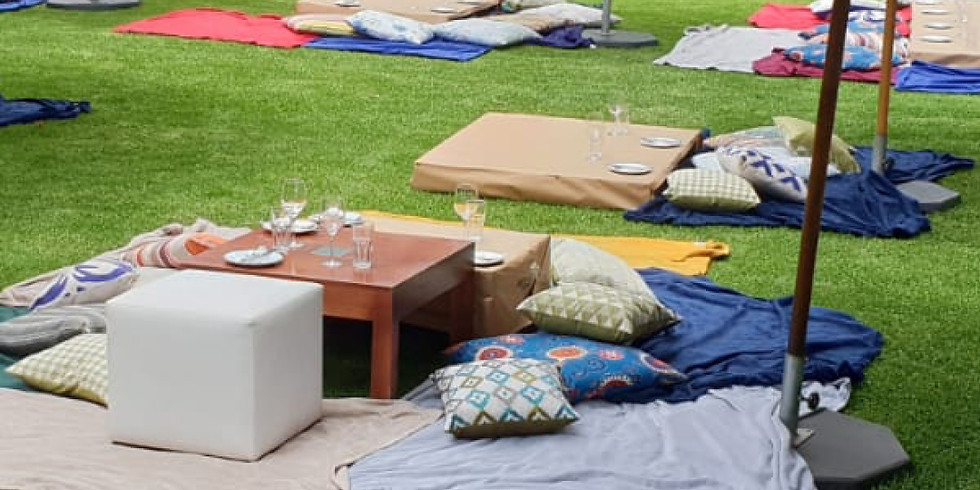 Picnic in our Park in collaboration with Lanzerac Wine Estate