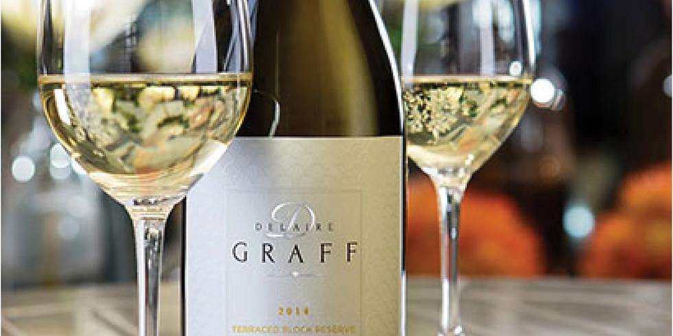 Wine and Dine in collaboration with Delaire Graff Wine Estate