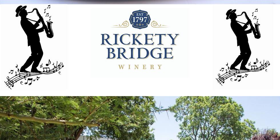 Jazz Sunday In Collaboration With Rickety Bridge Wines
