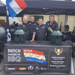 Dutch bbq huidig