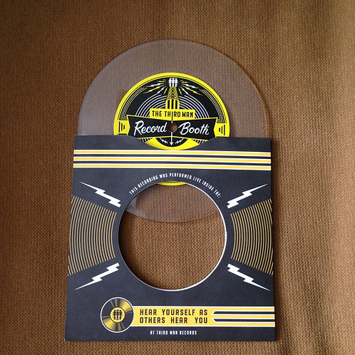Custom Vinyl Recording of Cover or TSD Original