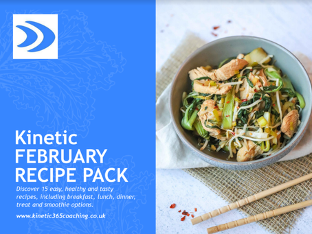 Feb Meals That Will Boost Training Taste Buds