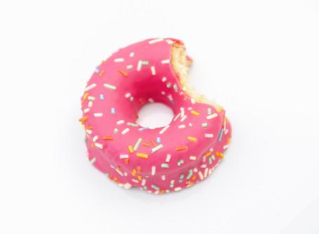 The donut diet