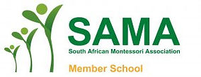 Midrand Montessori Preschool and Primary SAMA (South African Montessori Association) Member School