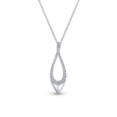 Lustre by Adolf - Diamond Pendant