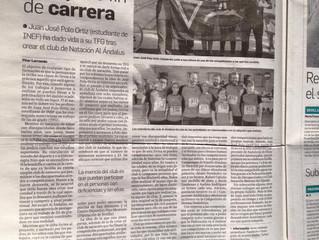 Entrevista en el Diario de Sevilla