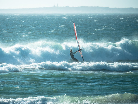 Live to teach: the life of windsurf instructor Deborah Müller