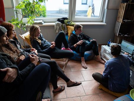 Unser erstes Girlscamp by Kathrin