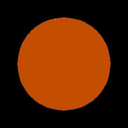 oranžová tmavá