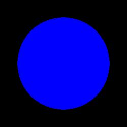 modrá světlá