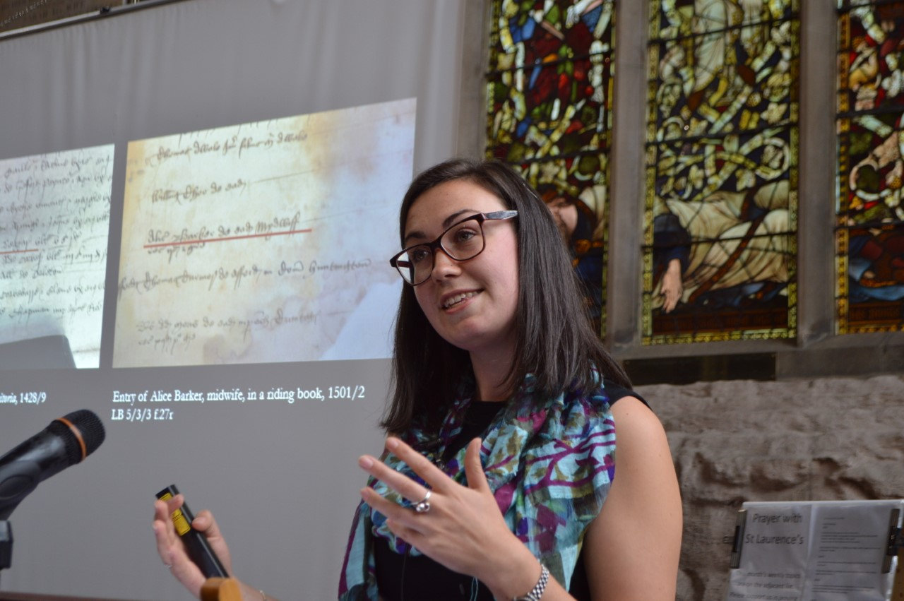 The Medieval World by Rachel Harkes