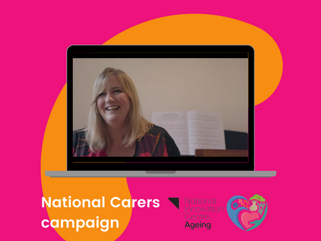 Victoria shines again in the National Carers campaign