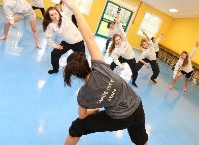 Dance Sessions by Dance City