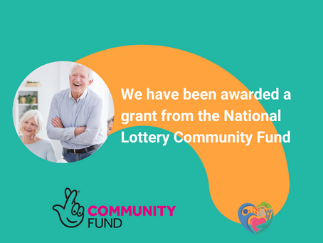 Unforgettable Successful in National Lottery Grant