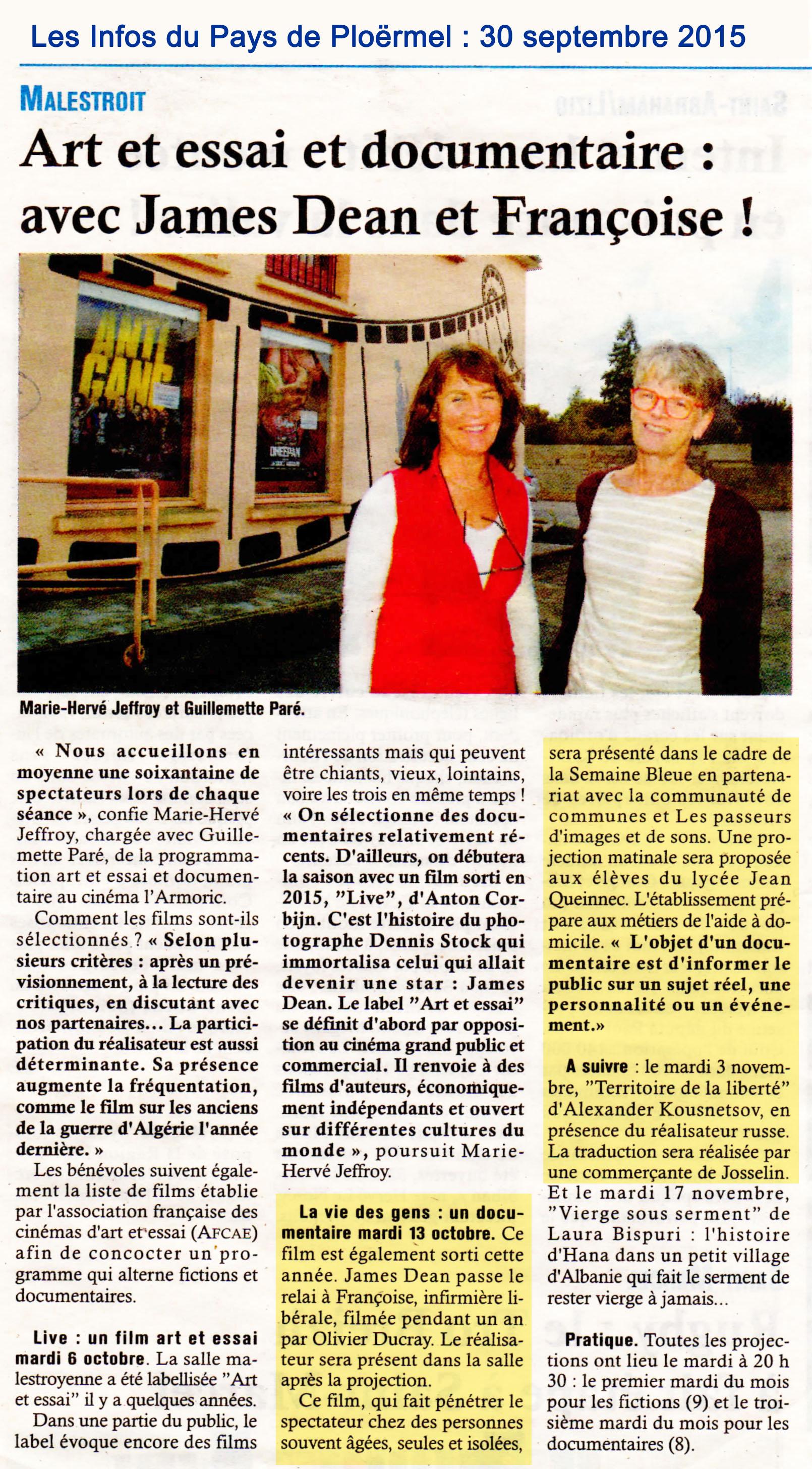 2015 09 30 La vie des gens Les Infos.jpg
