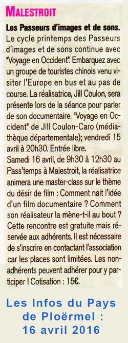 2016 04 16 Voyage en occident Caro Les Infos.jpg