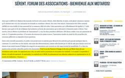 Forum association - les infos du pay