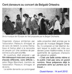 Cycle Amour Biegale Orkestra