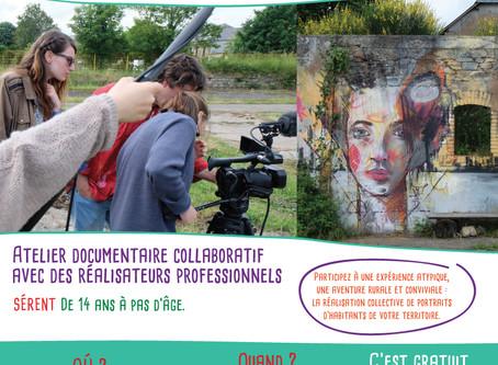 L'ART ET LA MANIERE - Nouvel atelier documentaire