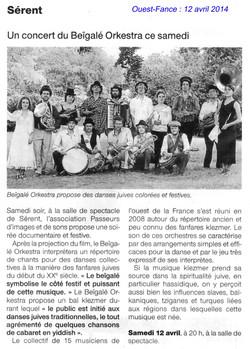 Cycle Amour Docu Concert