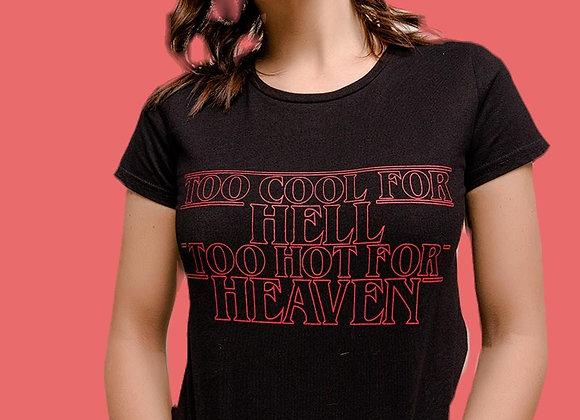 T-shirt HELL&HEAVEN