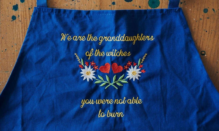 Schürze 'Granddaughters'