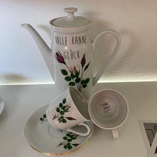 Wedding Set (Volle Kanne Glück & Tassen)