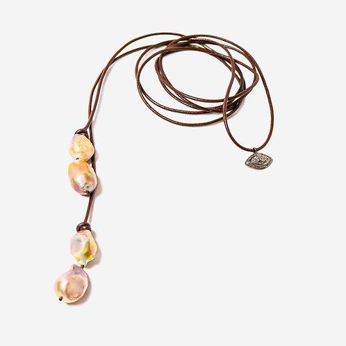 Hypnotize   Choker Wrap Necklace