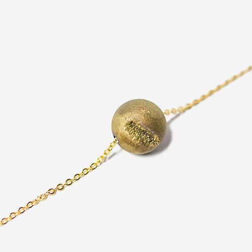 Sparkle I Druzy Necklace