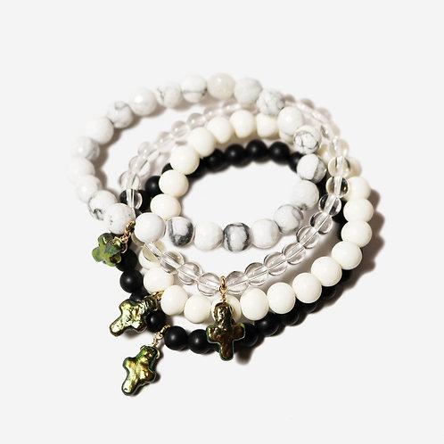 Impulse | Freshwater Pearl Bracelet