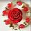 Thumbnail: Red Ethnic Lady Bracelet