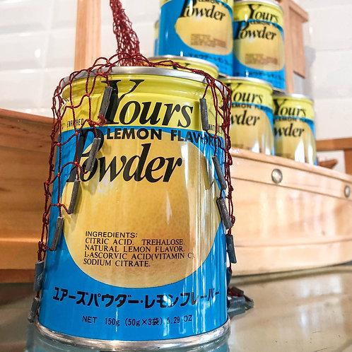Yours Lemon Powder