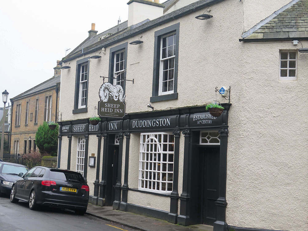 THE SHEEP HEID INN duddingston edinburgh