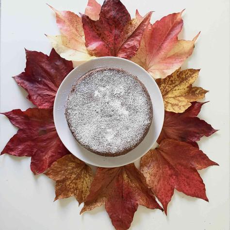 torta caprese (gluten free almond and chocolate cake - gâteau aux amandes et chocolat sans gluten)