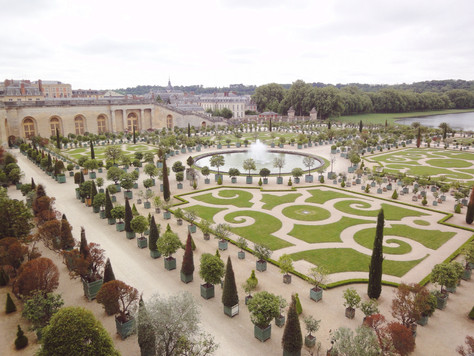 welcome to versailles!