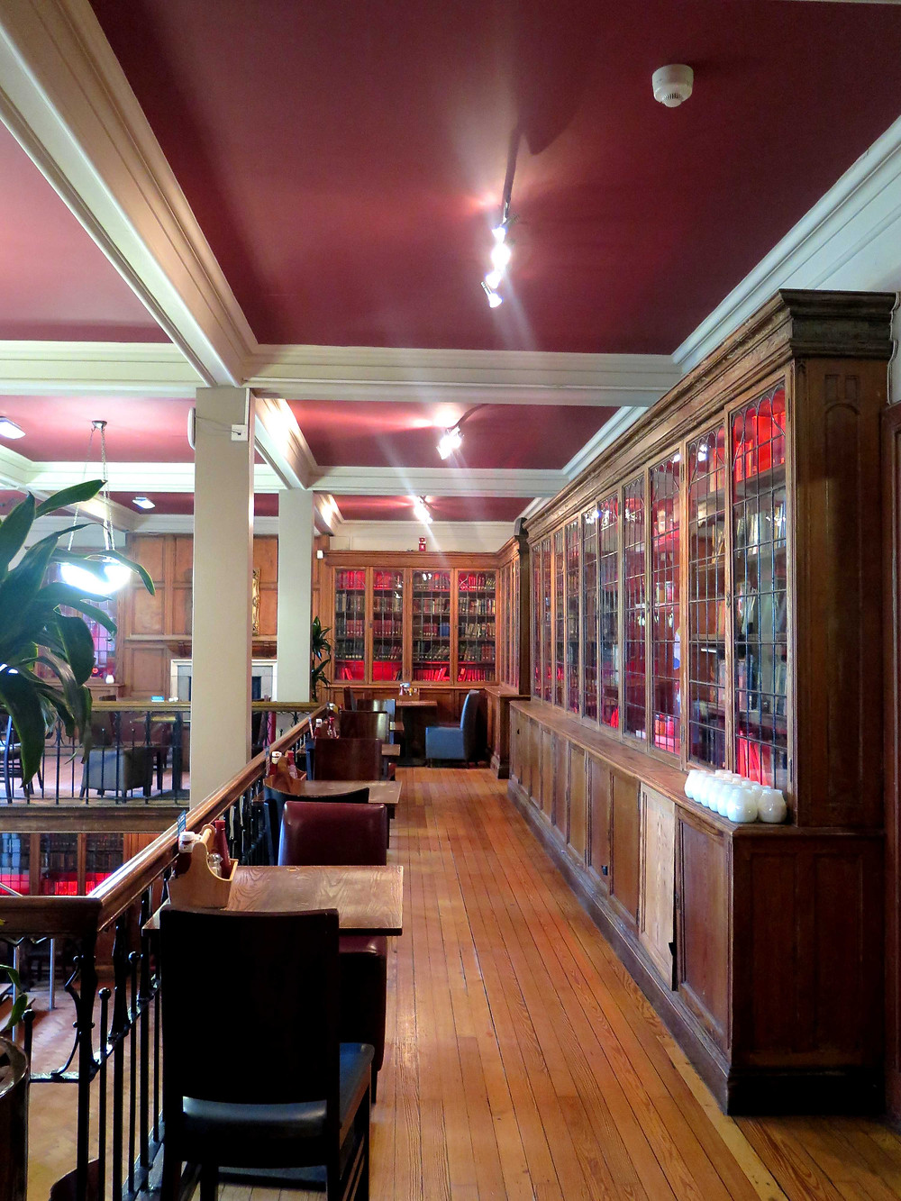 teviot library bar edinburgh