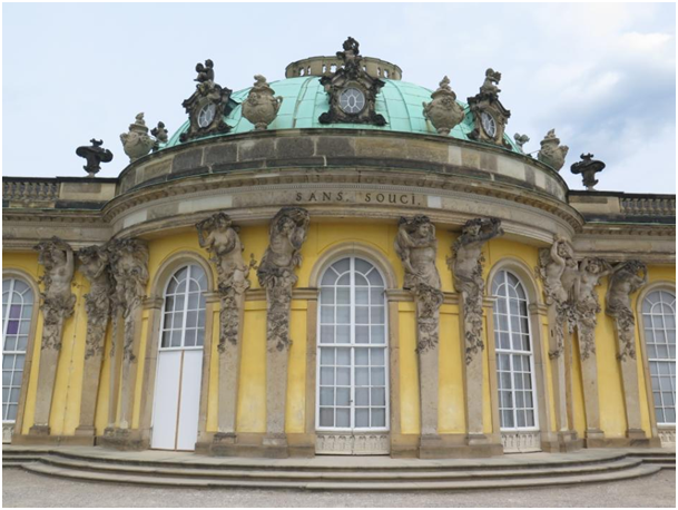 sanssouci palace berlin
