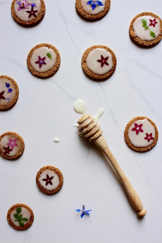 sistersjunction - vegan and gluten free hazelnut and yuzu cookies  (biscuits au yuzu et noisettes vegan et sans gluten)