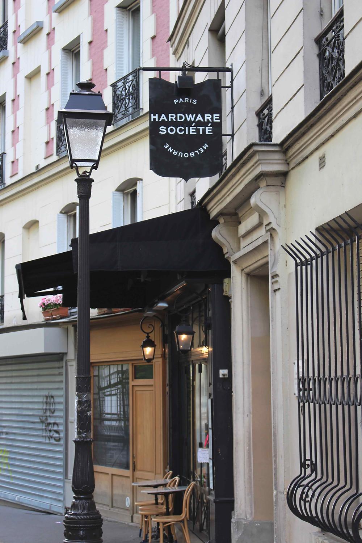 hardware société paris sistersjunction