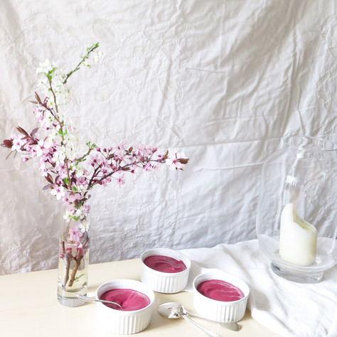beetroot and yoghurt cold soup