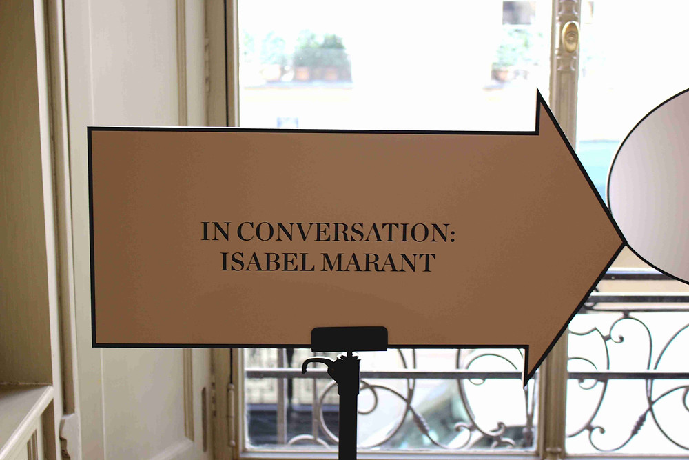 matchesfashion in residence isabel marant