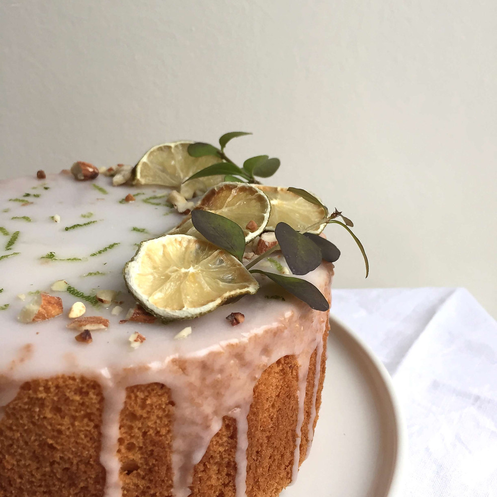 how to make the perfect chiffon cake (comment réussir un chiffon cake)