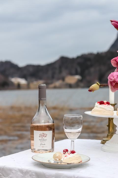 la vie en rose with Mirabeau en Provence (la vie en rose avec Mirabeau en Provence)