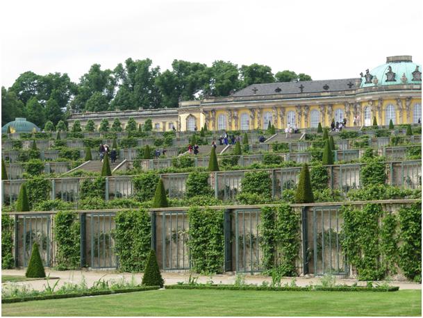 sans-souci palace berlin