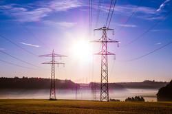 power-poles-royalty free
