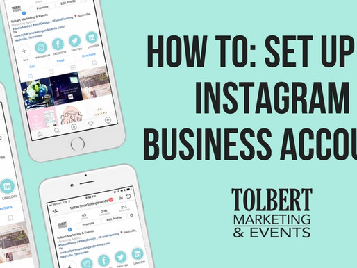 How To: Set up an Instagram Business Account
